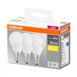 SET 3 BECURI LED OSRAM 4058075090507