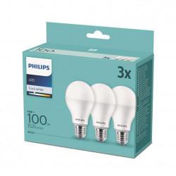 SET 3XBEC LED PHILIPS E27 8718699694906
