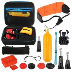 Set de 13 accesorii Puluz pentru camere sport PKT13