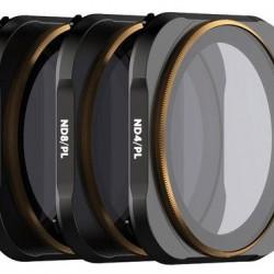 Set de 3 filtre PolarPro Cinema Series Vivid pentru DJI Mavic 2 Pro