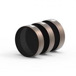 Set de 3 filtre PolarPro Shutter pentru DJI Phantom 4 Pro / Advanced