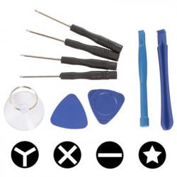 Set de instrumente de reparatii pentru surubelnite pentru iPhone 7 Plus / 7 - 9 bucati 0.6Y