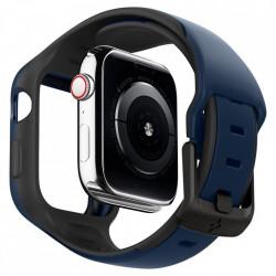 """Spigen Liquid Air """"Pro"""" Apple Watch 4/5/6/Se (44mm) Blue"""