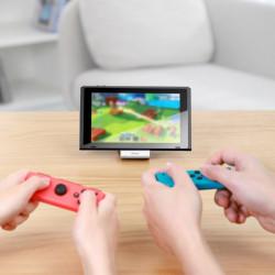 Stand incarcare Nintendo Switch , Baseus SW Gs10 , gri