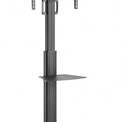 "Stand TV Blackmount T40, inaltime reglabila, aluminiu, 32""-65"""