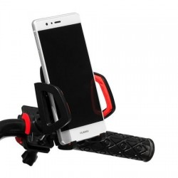 Suport bicicleta Puky cu rotatie 360 pentru telefoane cu marimea intre 4,2 - 8.3 cm