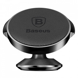Suport magnetic Baseus Small Ears Series black (SUER-F01)