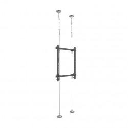 "Suport TV tavan LCD steel wire Multibrackets 6959, 40""-65"", 25 Kg"