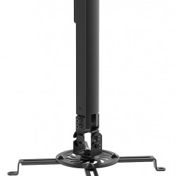 Suport universal videoproiector Blackmount PRB-18S, max.13.5kg, Negru, reglabil 38-58 cm