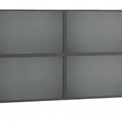 Suport VideoWALL Vogel's 2x2 cu fixare pe perete