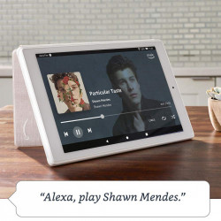 "Tableta Amazon Fire HD 10 - Afisaj Full HD 10,1 ""(1080p), 32 GB, alb"