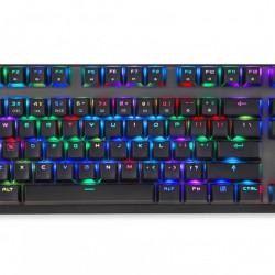 Tastatura mecanica RGB Motospeed K82