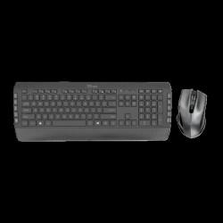 Trust Kit Wireless keyboard+mouse Tecla2