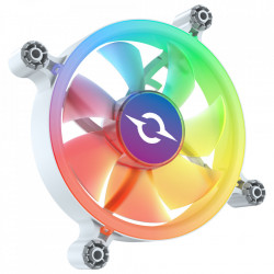 VENTILATOR 120 MM AQIRYS CETUS 6P-12SLI15W-RGB, 1200 RPM, 6-PIN