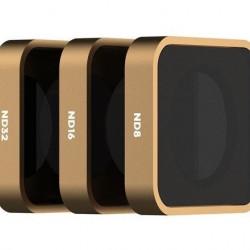 Zestaw 3 filtru PolarPro Shutter do GoPro Hero 5 Negru / 6 Negru / 7 Negru