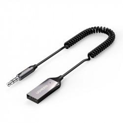 Adaptor jack Ugreen USB Wireless Bluetooth 5.0 AUX black (70601 CM309)