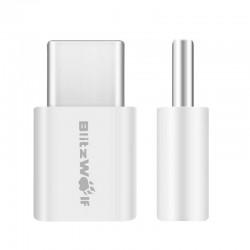 Adaptor USB-C la Micro USB BlitzWolf BW-A2 - set 2 buc