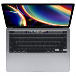APPLE MacBook Pro 13'' 2020, MXK52, Intel i5, 1.4Ghz, 8GB RAM, 512GB SSD, Touch ID sensor, DisplayPort, Thunderbolt, Tastatura layout INT, Negru