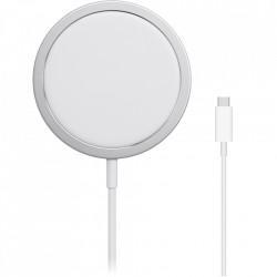 APPLE Magsafe charger incarcator wireless la USB Type-C, 15W, alb, pentru iPhone - Apple