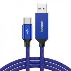 Baseus Artistic USB-C Cable QC 3.0 5m 3A (Blue)