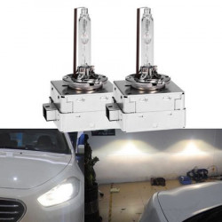 Becuri xenon D1S 6000K 35 w SuperVision UP +50%