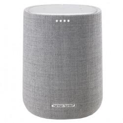 Boxa inteligenta Harman Kardon Citation One MKII, Asistent vocal, Wi-Fi, Bluetooth, Chromecast, Airplay, Gri