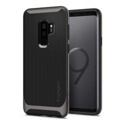Bumper Spigen Samsung Galaxy S9+ Neo Hybrid - Gunmetal
