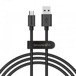Cablu de date Micro USB BlitzWolf BW-CB7 , 1m