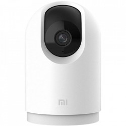 Camera de supraveghere Xiaomi Mi 360° Home Security Camera 2K Pro, Wi-Fi dual band, Gateway Bluetooth, Cloud, Alb