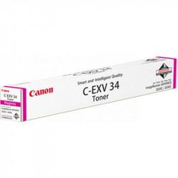 CANON CEXV34M MAGENTA TONER CARTRIDGE