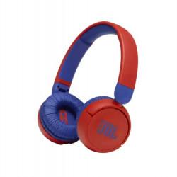 Casti audio on-ear pentru copii JBL JR310BT, Bluetooth, Rosu