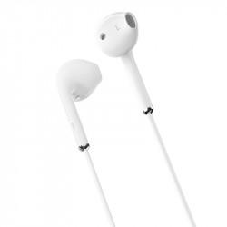 Casti EarBuds Borofone BM46 Echo, Alb
