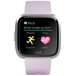 Ceas smartwatch Fitbit Versa Lite, Lilac