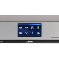 """Controller Inteligent de Audioconferinta DSPPA D6201, cu ecran touch de 4.3"""", max.4096 microfoane, DSP, TCP/IP"""