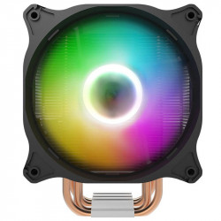 Cooler activ CPU Darkflash Darkair Plus ARGB (radiator + ventilator 120x120)