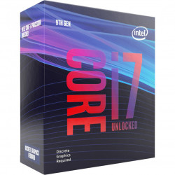 CPU Intel Core i7-9700KF 3.6GHZ LGA1151