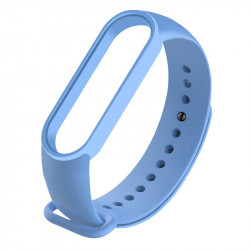 Curea Xiaomi Mi Band 5 - albastru deschis