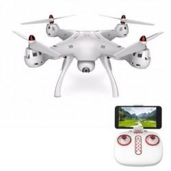 Drona Syma X8SW-D alba (RTF)