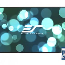 Ecran proiectie cu rama fixa, de perete, 266 cm x 150 cm, EliteScreens AEON, AR120WH2, Format 16:9