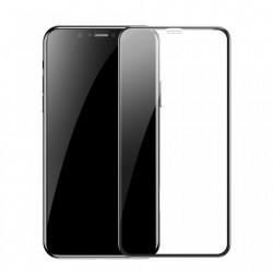 Folie de protectie din sticla, Baseus pentru iPhone 11Pro Max / XS Max , negru SGAPIPH65-KC01