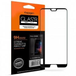 Folie protectie din sticla , Spigen , pentru Huawei P20 Pro
