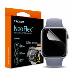 Folie protectie Spigen Neo Flex Apple Watch 4 (44mm)
