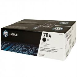 HP CE278AD BLACK TONER CARTRIDGE