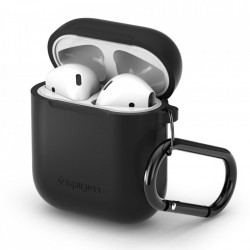 Husa Spigen Airpods Case Black