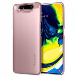 Husa Spigen Thin Fit Samsung Galaxy A80 - gold