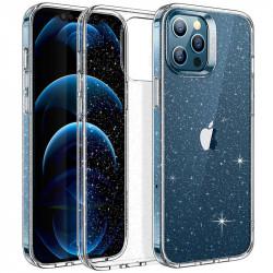 Husa telefon ESR Shimmer, clear - iPhone 12/12 Pro
