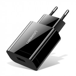 Incarcator priza Ugreen USB Quick Charge 3.0 FCP AFC 18 W black (60201)