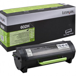 LEXMARK 60F2H00 BLACK TONER