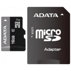 MICROSDHC 16GB CL10 ADATA W/A