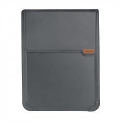 """Nillkin Geanta pentru laptop, de pana la 14 """", cu functie de stand si pad pentru mouse, gri"""